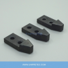 Si3N4 Silicon Nitride Ceramic Sliding Shoes Blocks For Induction Hardening Machines -- View Larger Image