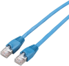 20FT Blue CAT5 F/UTP Twisted-Pair Cable with Snagless Boots -- EVNSL60BL-0020