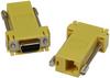 DB9 Female to RJ45 Modular Adapter (RS-485 Pinout) for SeaI/O Modules -- DB111
