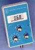 pH Meters -- Model 57