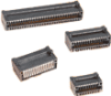 Board and Wire Connectors, Edge Card Connectors, uTCA™-SFP-XFP-XENPAK Connectors, Mounting style=Surface Mount -- 10084423-101LF - Image