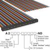Rectangular Cable Assemblies -- A2MXS-6036M-ND -Image