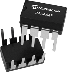 24AA64F Datasheet -- Microchip Technology, Inc  -- 64Kbit
