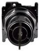 Non Illuminated Selector Switch Operator -- 10250T15221 - Image