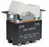 Rocker Switches -- SW3822-ND -Image