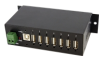 StarTech.com Mountable Rugged Industrial 7 Port USB Hub -- ST7200USBM
