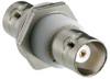 BNC Jack to Jack Bulkhead Mount Adapter -- 329-0ISD-TP - Image