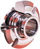 Single Cartridge Elastomer Bellows Seal with Quench -- Type 5611Q