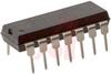 INVERTER; DIP-14; INVERTER LOGIC; 5 V (TYP.); -40; +125; 400 NS (MAX.) @ 6 V TR -- 70012344