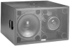 Entry-level subwoofer with professional level SPL -- FR250z
