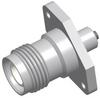 AMC Plug to TNC Reverse Polarity Jack Panel Adapter -- 031-6101-1 - Image