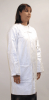 Tyvek Disposable Cleanroom Lab Coat -- DSS-S