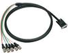 Canare VGA Dsub15m To Bncm 5M -- CAN5VDS0515C - Image
