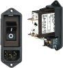 Power Entry Connectors - Inlets, Outlets, Modules -- 486-1097-ND - Image