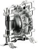AODD Stainless Steel ASTRAFOOD Pumps -- DFA150