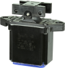 TP Series Rocker Switch, 2 pole, 3 position, IWTS (14-16 Gage) terminal, Above Panel Mounting -- 102TP81-10 -Image
