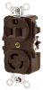 Combination Duplex Receptacle -- 4792DR - Image