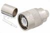 SC Male Connector Crimp/Solder Attachment for RG214, RG9, RG225, RG393 -- PE4232 -Image