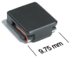 MVR Series VRM/VRD Power Inductors -- MVR1251T-251 - Image