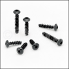 Self-Tapping Screw DIN 7981 St 3.5x6.5 -- 8.0.000.54 - Image