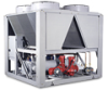 Air Cooled Chiller 200 kW, 208-230V/60hz, R410A, 10HP Pump, single feed -- ACCH200N-ABA-D10S