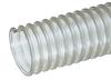 Food Grade Polyurethane Ducting/Material Handling Hose -- UVF? Series