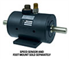 PCB L&T Torque Sensor, Rotary Transformer, Shaft to Shaft, 1k in-lb Capacity FS, 15k RPM Max., MS Conn. -- 4104-02A - Image