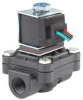 Solenoid Valve,2 Way,NC,1/2 In Pipe -- 6XED8 - Image