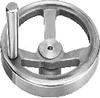 Aluminum Angular Handwheel -- 22302