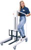 Manual Hydraulic Lift & Transporter -- PHL Series - Image
