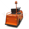 Supervisor Cart and Burden Carrier - IL-500 OrangeMover - Image