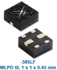 0.01 to 6.0 GHz Single Control SP2T Switch -- SKY13453-385LF - Image