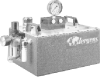 Air Powered Hydraulic Pump - Shoebox -- 61755 - Image