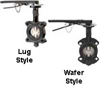 Dwyer Series BFV Butterfly Valve - Image