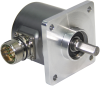 POSITAL IXARC Incremental Stainless Steel Rotary Encoder -- Incremental