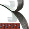 3M MP-3541/42 Dual Lock Reclosable Fastener, Mini Roll Pack, Type 170 & 400, Black