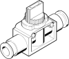 On off valve -- HE-2-QS-3/16-U -Image