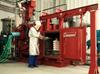Consarc Horizontal Vacuum Precision Investment Casting Furnace