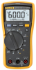Digital Multimeter with Non-Contact Voltage -- Fluke 117