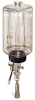 """(Formerly B1743-7X-.625SS-120/60), Electro Chain Lubricator, 1/2 gal Polycarbonate Reservoir, 5/8"""" Round Brush Stainless Steel, 120V/60Hz -- B1743-064B1SR21206W -- View Larger Image"""