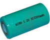 Battery; NIMH ; SUB C; Rapid Charge; 3300 MAH -- 70157530 - Image