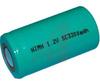 Battery; NIMH ; SUB C; Rapid Charge; 3300 MAH -- 70157530 - Image