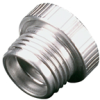 ADP Series (Threaded Aluminum Plugs For Flareless Tube And Hose Assemblies) -- ADP-8