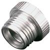 ADP Series (Threaded Aluminum Plugs For Flareless Tube And Hose Assemblies) -- ADP-12