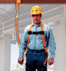 Fall Protection Kit,Full-Body Harness -- 3PRW3