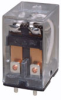 SZR-LY General Purpose Relay: Standard Relay; PCB Terminal; DPDT; 24 Vdc -- SZR-LY2-1P-DC24V