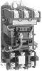 Full Voltage Non-Reversing Starter -- 509-BAB-A2G - Image
