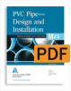 M23 PVC Pipe - Design and Installation, Second Edition (PDF) -- 30023-PDF