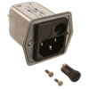 Power Entry Connectors - Inlets, Outlets, Modules -- 486-1648-ND - Image