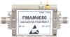 Medium Power Amplifier at 22 dBm Psat Operating from 26.5 GHz to 40 GHz with 28 dBm IP3, 2.92mm Input, 2.92mm Output and 35 dB Gain -- FMAM4050 -Image